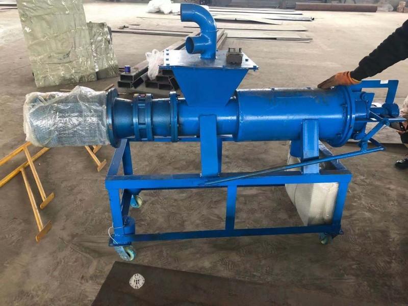 北京市螺旋式粪便干湿/固液分离器生产厂家直销供应规格报价