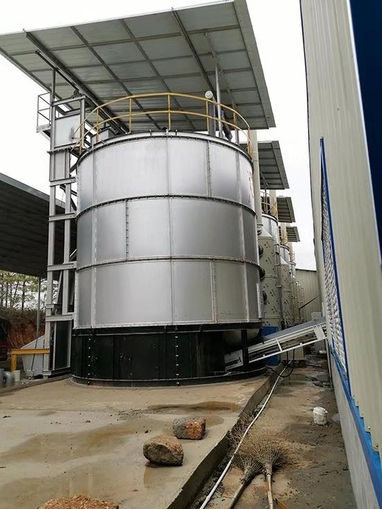 上海市污泥发酵罐生产厂家工作原理