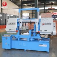 翔宇GB4250X角度金属带锯床 精密加工故障率低 用途广泛