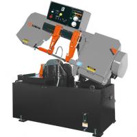 厂家供应 GB4028剪刀式金属带锯床 锯切稳定